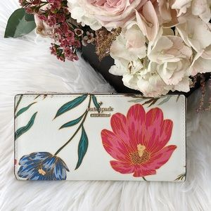 kate spade Blossom Lacey Wallet